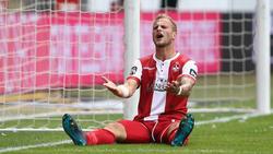 Der 1. FC Kaiserslautern musste sich dem Halleschen FC geschlagen geben