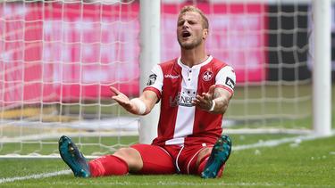 Christoph Hemlein und der 1. FCK haben keinen guten Saisonstart hingelegt