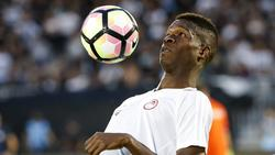 Abou Cissé soll das Interesse von Hannover 96 geweckt haben