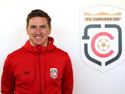 Tobias Schweinsteiger ist nun Trainer in Linz