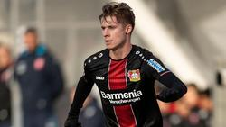 Wechselt von Bayer Leverkusen zum FC St. Pauli: Jakub Bednarczyk