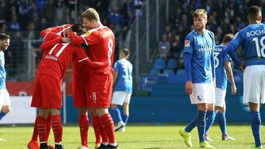 Holstein Kiel zerlegt den VfL Bochum