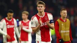 Matthijs de Ligt kann sich angeblich Wechsel zum FC Bayern vorstellen