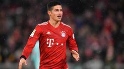 James könnte im Sommer zurück zu Real Madrid wechseln
