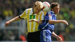 Florian Kringe verlor mit dem BVB fünf Derbys gegen den FC Schalke 04