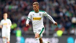 Thorgan Hazard trifft am Samstag mit Gladbach auf den BVB