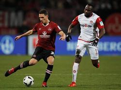 Georg Margreitter bleibt dem 1. FC Nürnberg erhalten