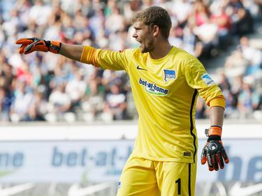 Thomas Kraft rettete der Hertha den Sieg gegen Mallorca