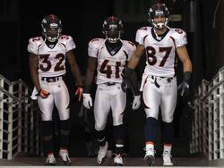 Perrish Cox, Cassius Vaughn, Eric Decker