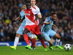 Benjamin Mendy (M.) steht vor einem Wechsel zu Manchester City