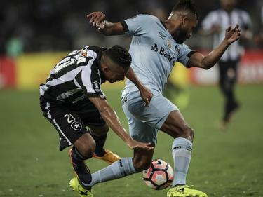 Botafogo sigue adelante en la segunda competición continental. (Foto: Imago)