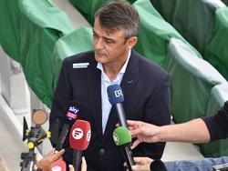 Damir Burić ist neuer Trainer der SpVgg Greuther Fürth