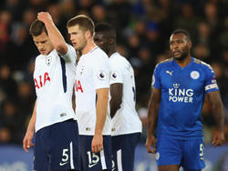Enttäuschung bei Tottenham
