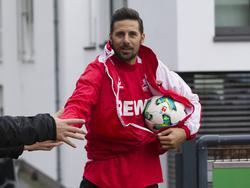 Will den 1. FC Köln mit einer Sieges-Serie retten: Claudio Pizarro