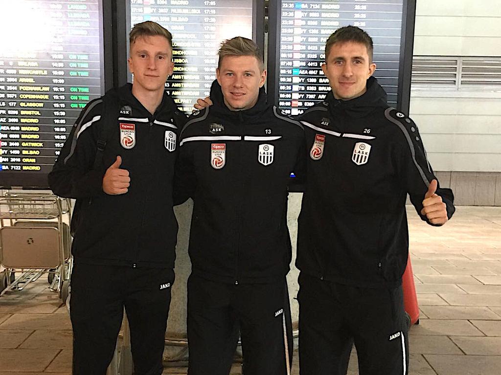 Wiesinger, Ullmann und Ranftl