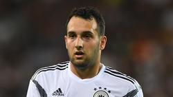 Levin Öztunali will den dritten Titel im DFB-Dress holen