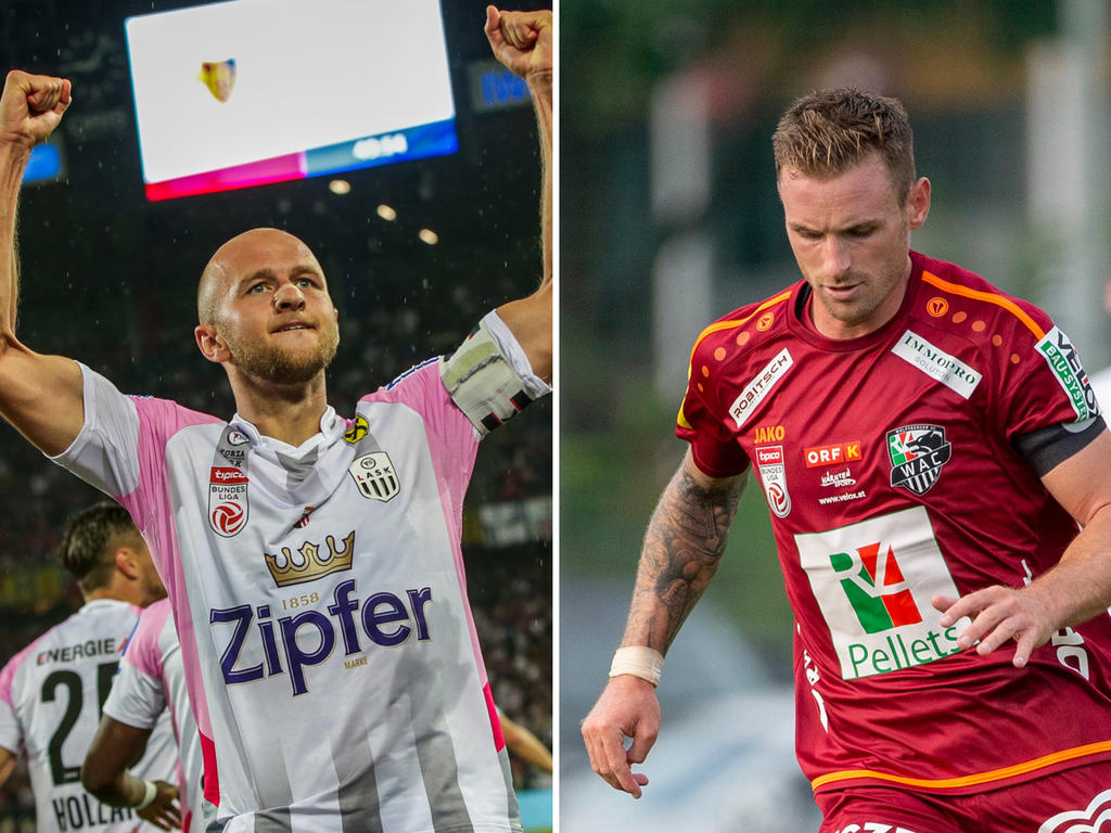 Der LASK und der WAC vertreten Österreich in dieser Saison in der Europa League