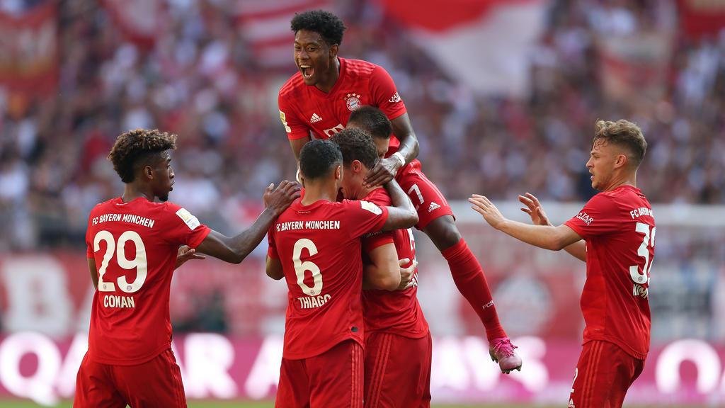 Bayern Fifa 20