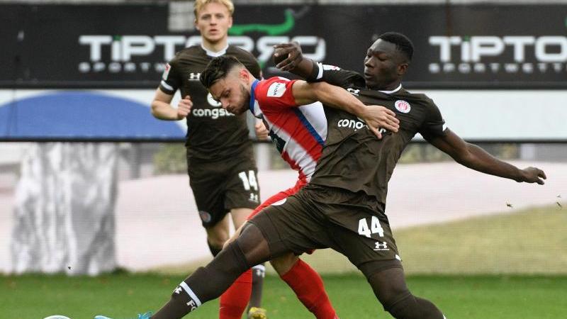 Heidenheim erkämpfte einen knappen Sieg gegen den FC St. Pauli