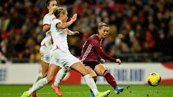 Deutschland hat gegen England gewonnen