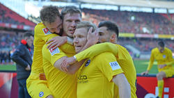 Bielefeld feierte einen überlegenen Auswärtssieg