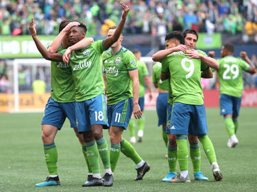 Seattle hace historia en la liga norteamericana.