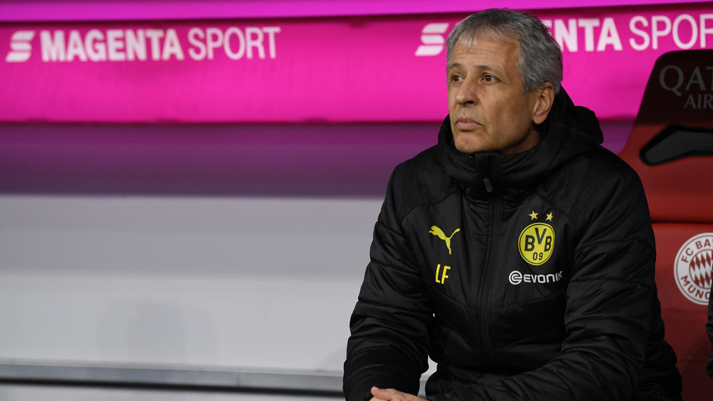 Bleibt Lucien Favre weiter Trainer beim BVB?