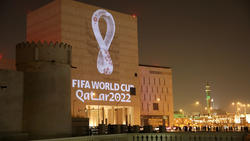 Die WM findet 2022 in Katar statt