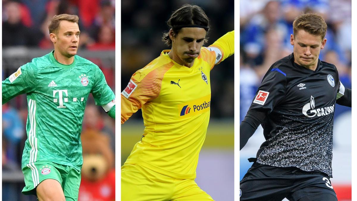 Torhüter Bundesliga