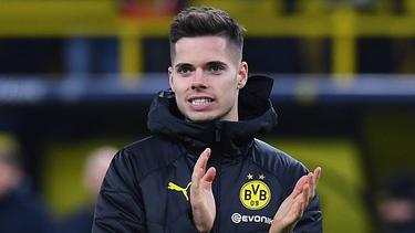 Julian Weigl steht nicht mehr beim BVB unter Vertrag