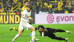 Timo Werner bestrafte den BVB gleich zwei Mal