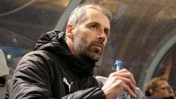 """Marco Rose feiert mit Gladbach die """"Vize-Herbstmeisterschaft"""""""