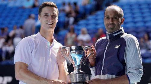 Salisbury und Ram holten ihren ersten Grand-Slam-Titel
