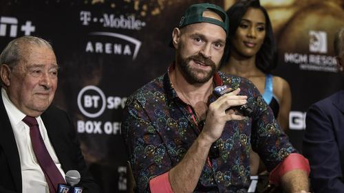 Tyson Fury greift nach der WBC-Krone von Deontay Wilder