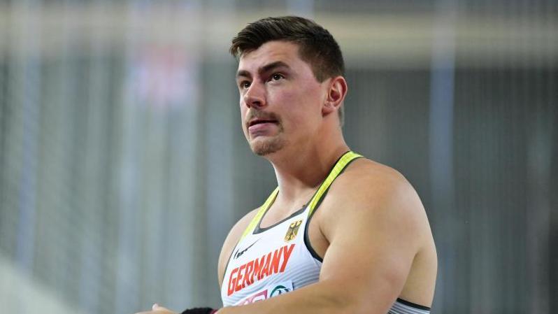 David Storl wurde Dritter in Torun