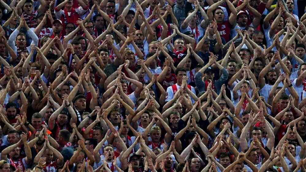 Viele FC-Fans beschweren sich über Zustände in Berlin