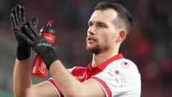 Kevin Stöger von Fortuna Düsseldorf soll das Interesse vom FCSchalke 04 geweckt haben