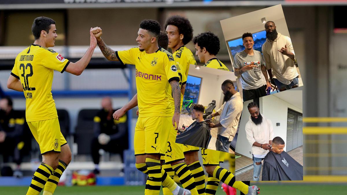 Einige BVB-Spieler haben sich nicht an die Vorgabe der DFL gehalten