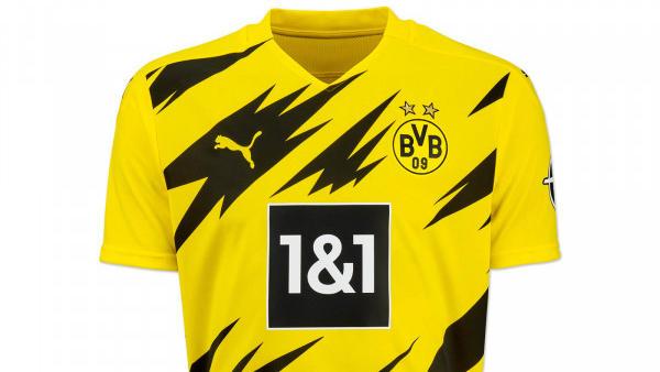 Bvb Präsentiert Sein Neues Auswärtstrikot Trikots Von Borussia Dortmund Im Wandel Der Zeit