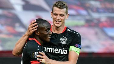 Die Bayer-Stars fiebern dem Viertelfinale entgegen