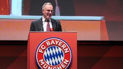 Karl-Heinz Rummenigge hört im Dezember 2021 als Vorstandschef des FC Bayern auf
