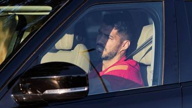 Luis Suárez verlässt Barcelona nach sechs Jahren