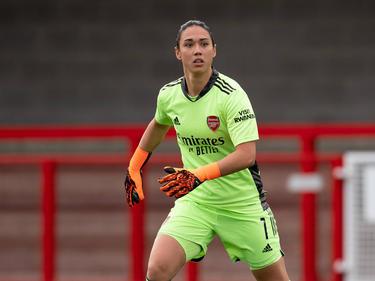 Läuft für Manuela Zinsberger bei Arsenal