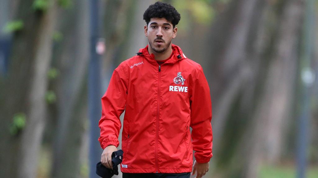 Dimitrios Limnios spielt seit September für den 1. FC Köln