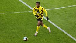 Dan-Axel Zagadou will schon bald wieder für den BVB auflaufen