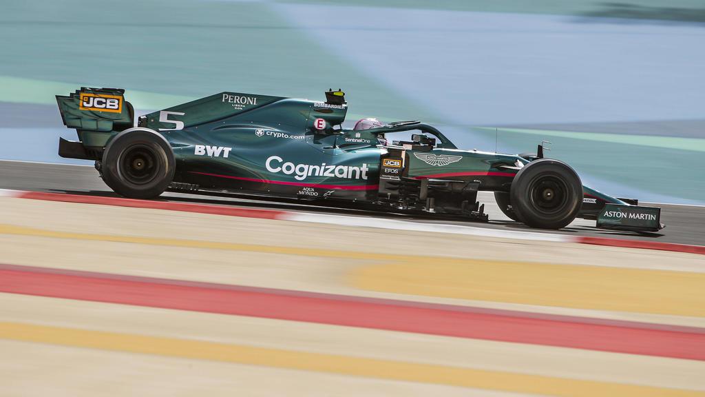 Formel 1 live: Hamilton legt los - Vettel und Alonso auf der Strecke - sport.de