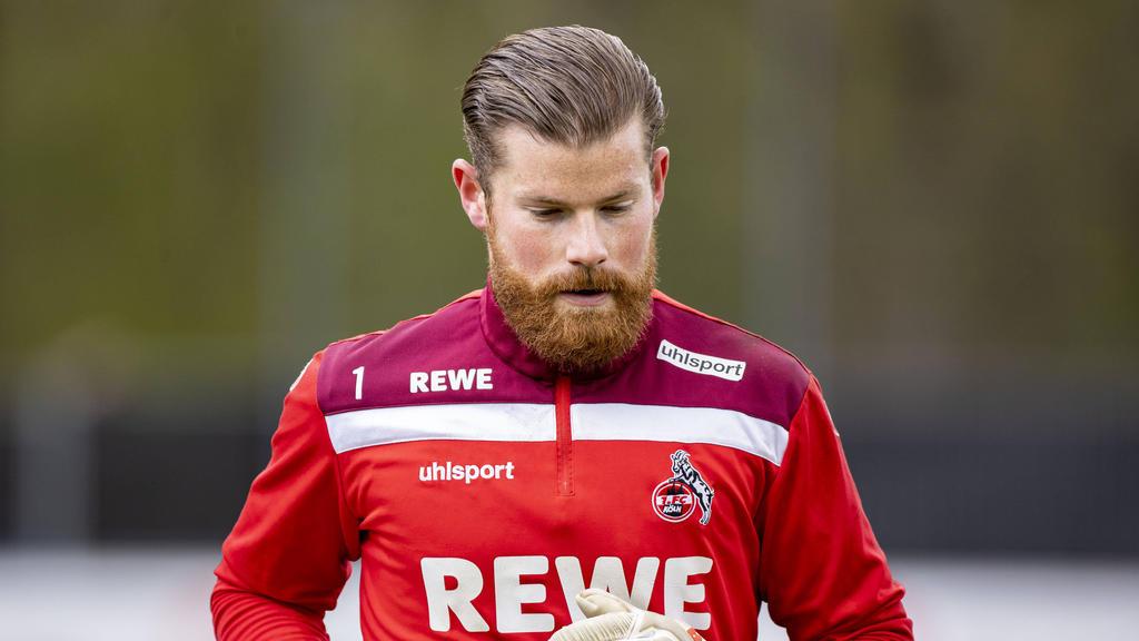 Verlässt Timo Horn den 1. FC Köln?