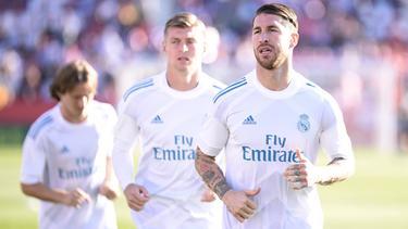 Sergio Ramos und Toni Kroos gehen ab sofort getrennte Wege