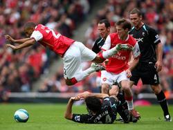 Arsenal hebt weiter ab