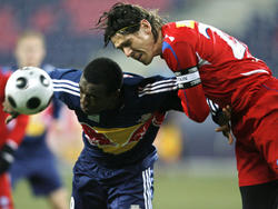 Jan Trousil im Test gegen RB Salzburg 2008.